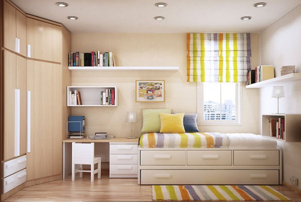 interior design for bedroom in bangladesh