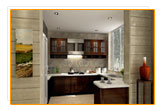 interior design kitchen cabinet in dhaka