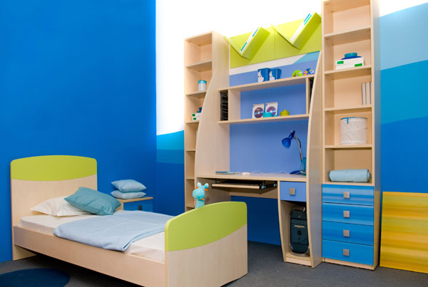 Kids Room Interior Design In Dhaka Desh